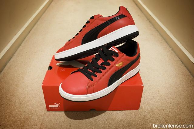 Red Shoe Laces Vans