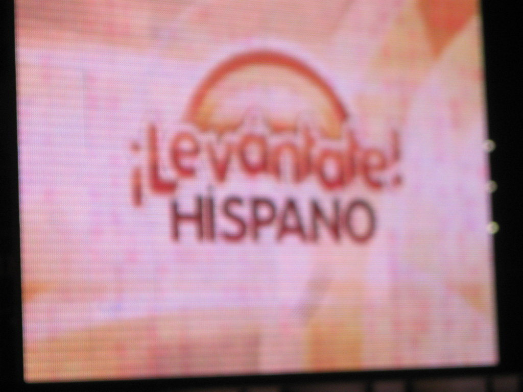 Telemundo Levantate Live Maricopa County May 24th 2010 002