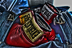 Boxing Gloves HDR