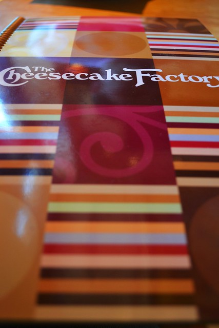 Cheesecake Factory Menu West Palm Beach Fl