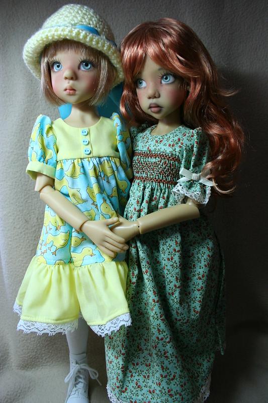 Hope et Layla... 12986963965_a6524d1257_c