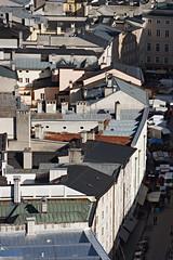 Salzburg from Mönchsberg III