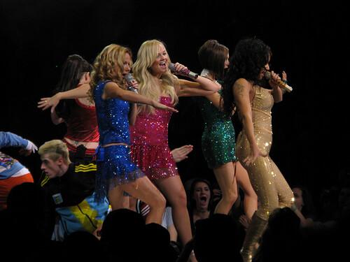 Spice Girls - Boston - 1/30/08