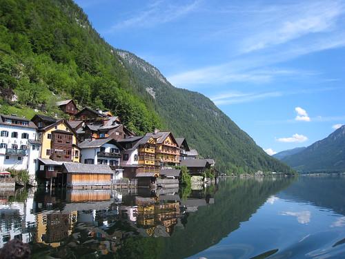 Hallstatt-Dachstein Salzkammergut Cultural Landscape in Austria