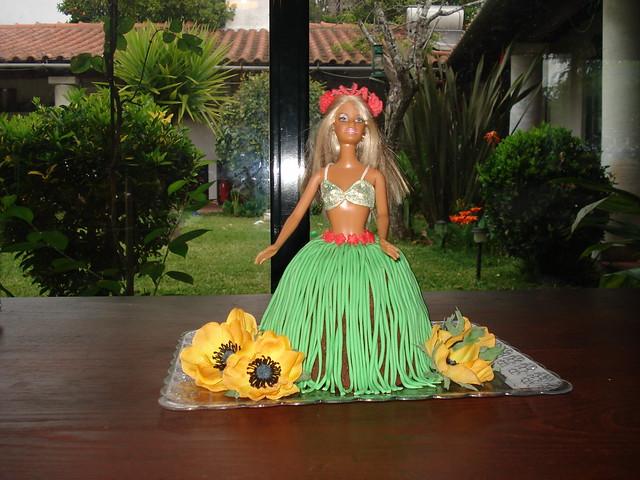 Bolo havaiana