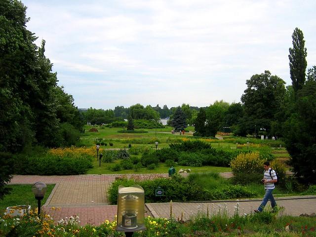 Bezienswaardighedn Boekarest Top 10 - Nr 2 Herastrau Park