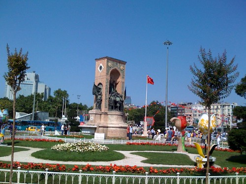 Stroll around the Taksim Square - Things to do in Istanbul