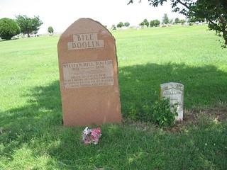 Grab von Bill Doolin auf dem Summit ...