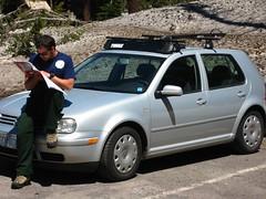 automobile(1.0), automotive exterior(1.0), wheel(1.0), volkswagen(1.0), vehicle(1.0), volkswagen gti(1.0), volkswagen golf mk4(1.0), city car(1.0), bumper(1.0), land vehicle(1.0), hatchback(1.0), volkswagen golf(1.0),