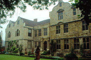 Изображение Treasurer's House. york england 1987 yorkshire