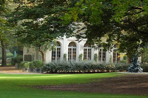 Brussels: Parc d'Egmont