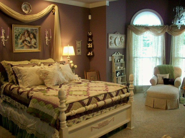 Purple Master Bedroom Flickr Photo Sharing