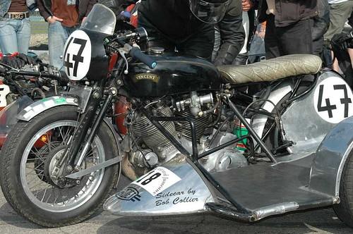 Sidecar Vincent