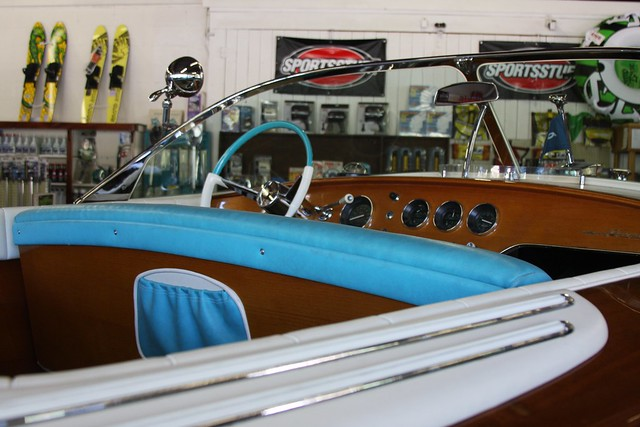 1973 Riva Super Ariston. To me, no boat is more beautiful than a Riva.