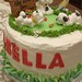 Puppy Cake for Isabella and Max