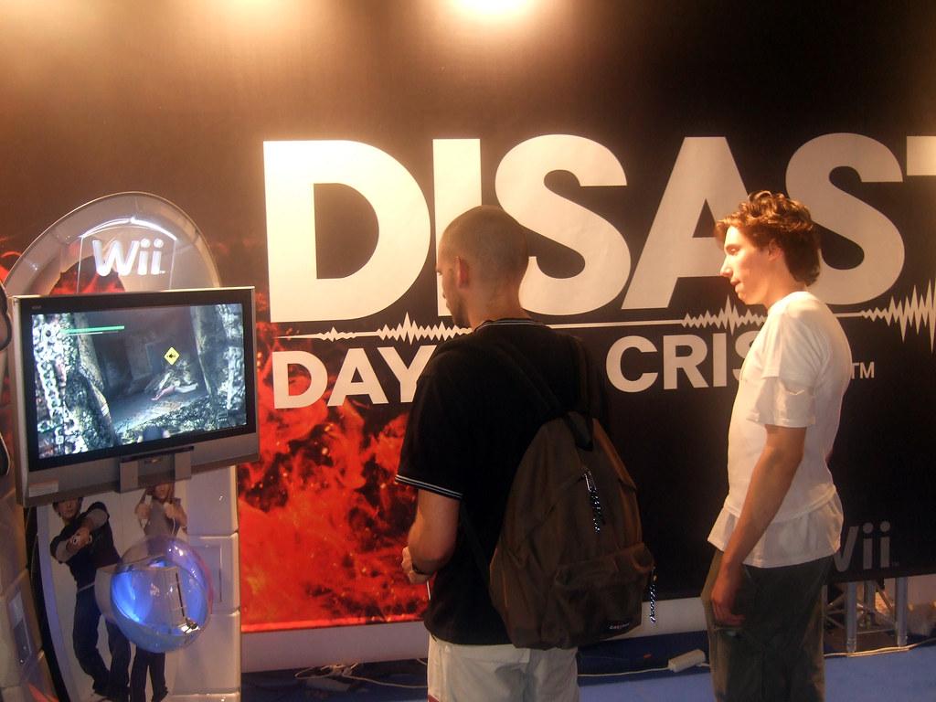 festival du jeu video 2008