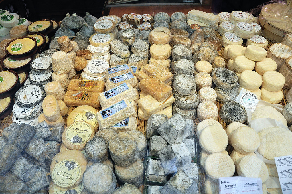 """""""How can you govern a country which has 258 kinds of cheese?"""" Charles de Gaulle"""