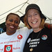 Cindy Sheehan and Cynthia Mckinney