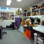 Wig dept, ABC Ultimo Centre, Sydney