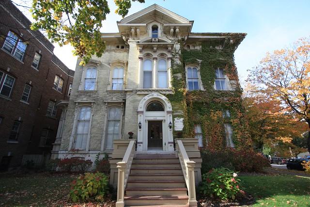 John Dietrich Inbusch House