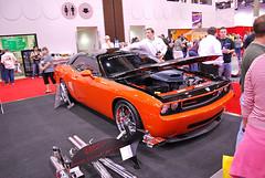 stock car racing(0.0), automobile(1.0), exhibition(1.0), vehicle(1.0), custom car(1.0), performance car(1.0), automotive design(1.0), auto show(1.0), dodge challenger(1.0), antique car(1.0), land vehicle(1.0), muscle car(1.0), motor vehicle(1.0),