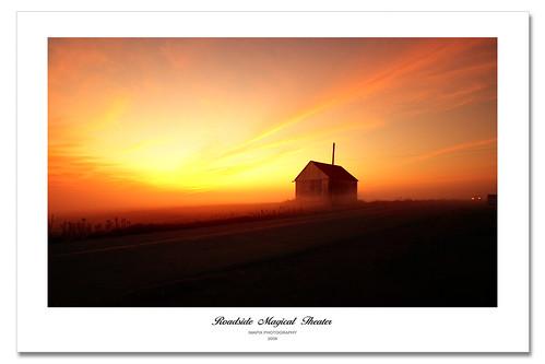 sunset mist canada art nature fog canon photography photo foto photographie image quebec québec backroad imapix gaetanbourque vosplusbellesphotos imapixphotography gaëtanbourquephotography
