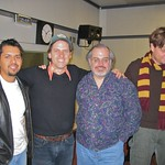 Tue, 06/12/2005 - 3:14pm - Calexico with Darren DeVivo at WFUV