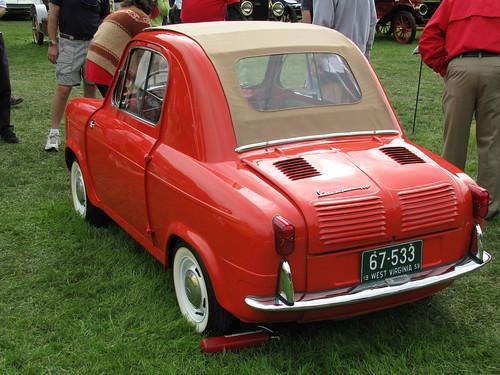 1959 Vespa 400