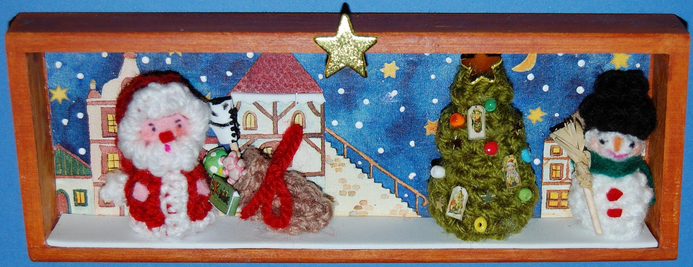 Amigurumi Natalizi : Navidad Amigurumi Flickr - Photo Sharing!