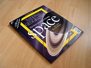 "National Georaphic Collector's Edition ""Space"" – Cover"