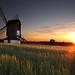 Pitstone Windmill by gracust