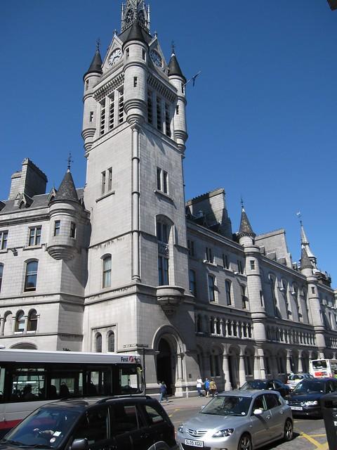 Header of Aberdeen (city)