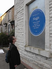 Photo of Blue plaque number 9307
