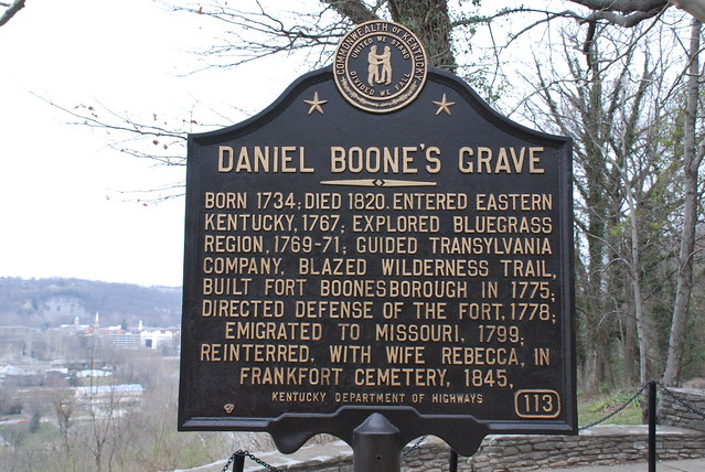 daniel boones grave and overlook