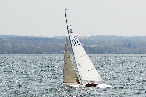 Sailing: International 2.4 Metre Shakedown Cruise