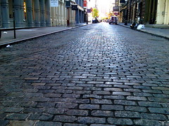 sidewalk, wall, road, driveway, lane, cobblestone, road surface, walkway, street, infrastructure,