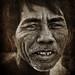 A Portrait of Hard Life by wazari