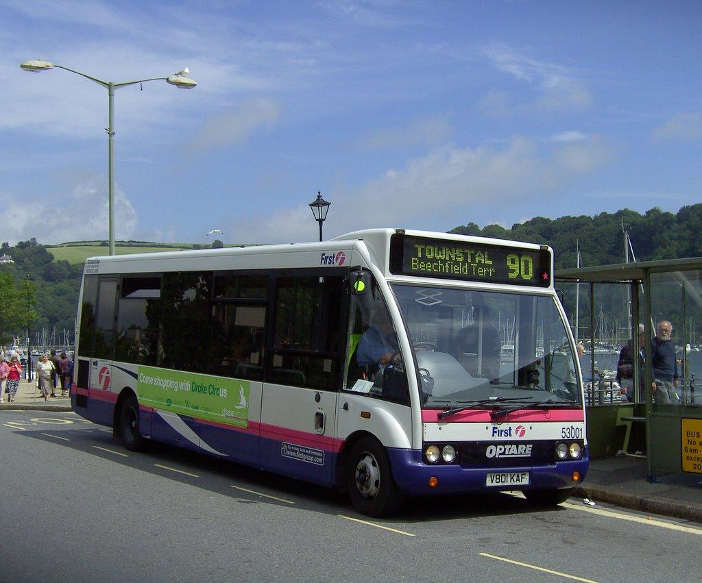 First 53001 (V801 KAF)