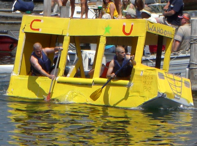 Watkins Glen Cardboard Boat Regatta (2007) | Flickr ...