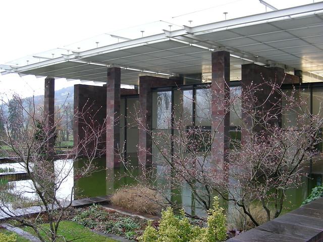 Foundation Beyeler, Renzo Piano