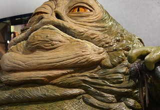 Jabba the Hut Portrait