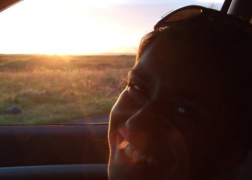 sunset monica