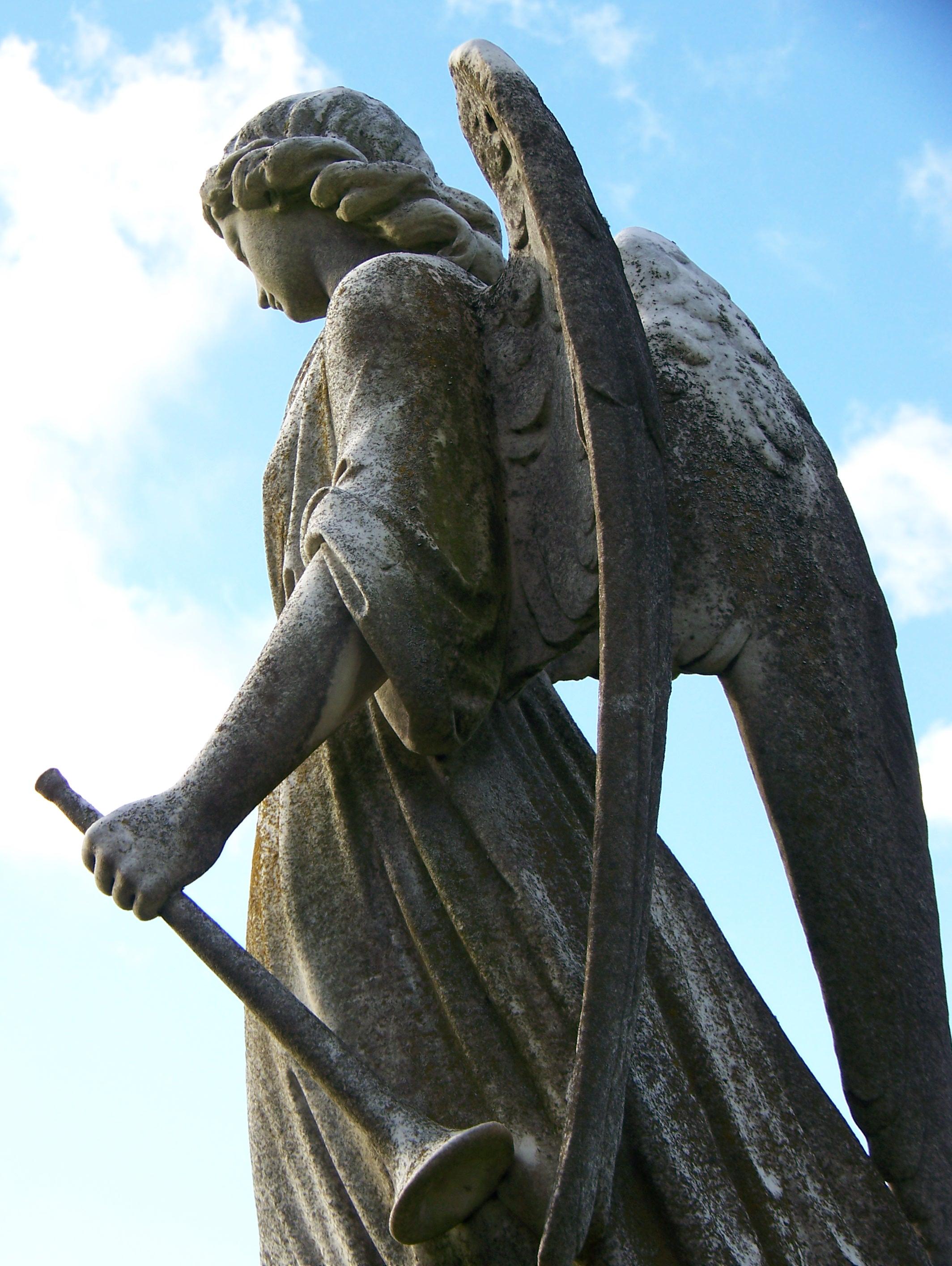 Guardian Angel Statues...