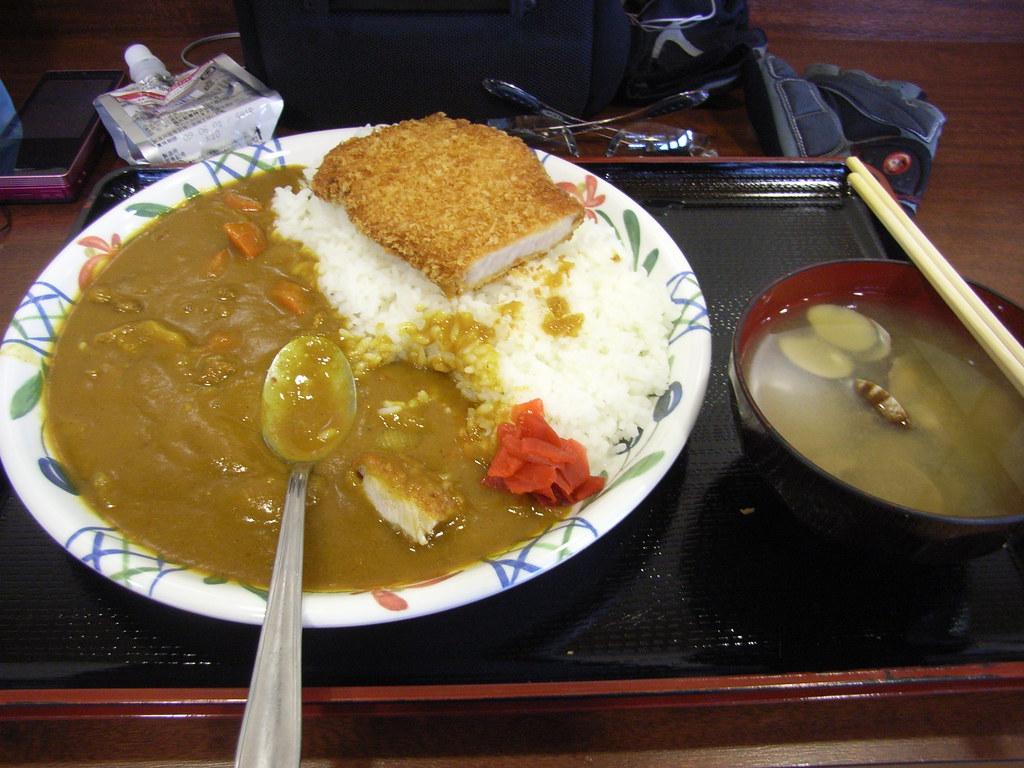 道の駅「潮見坂」で昼食