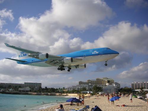 KLM St. Maarten - SXM