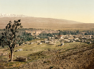 Baalbek, Holy Land, ca. 1895