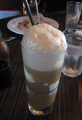 affogato(0.0), beer cocktail(0.0), alcoholic beverage(0.0), mocaccino(1.0), frapp㩠coffee(1.0), distilled beverage(1.0), food(1.0), coffee(1.0), caff㨠macchiato(1.0), drink(1.0), irish coffee(1.0), latte(1.0), milkshake(1.0),