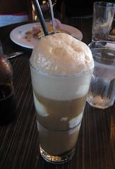 affogato(0.0), beer cocktail(0.0), alcoholic beverage(0.0), mocaccino(1.0), frapp㩠coffee(1.0), distilled beverage(1.0), food(1.0), coffee(1.0), caff㨠macchiato(1.0), drink(1.0), irish coffee(1.0), latte(1.0), milkshake(1.0),