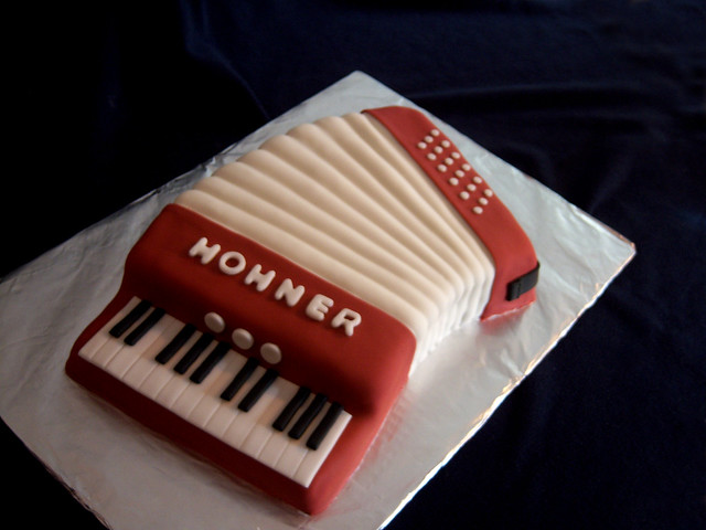 accordion cakes