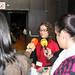 Jue, 20/11/2008 - 13:45 - A responsable da organización da Galiciencia, Noemia Ortega, fai declaracións aos medios antes da clausura a feira co acto de entrega dos premios aos mellores proxectos. Galiciencia. 20 de novembro de 2008.